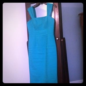Antonio Melani Dress Clear Skies in Bay Blue Sz 6